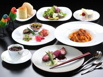 INFINITO HOTEL&SPA【ジョヴァンニ】洋食コース